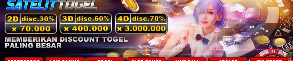 Pasaran Togel Paling Populer Disediakan oleh SatelitTogel
